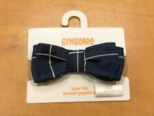 GYMBOREE BOW TIE NOEUD PAPILLON Infant Baby Toddler Boy's Tie-One Size-Navy Blue
