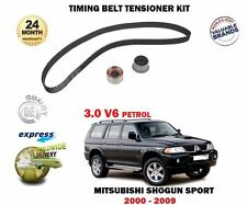 FOR MITSUBISHI SHOGUN SPORT ANIMAL 3.0 V6 2000-> TIMING CAM BELT TENSIONER KIT