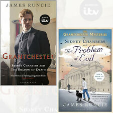 The Grantchester Mysteries Sidney Chambers Collection 2 Books Set Pack NEW PB