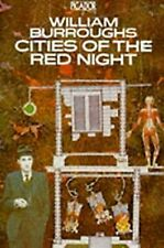 Cities of the Red Night (Picador Books), Burroughs, William S., Used; Good Book