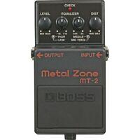 Boss MT-2 Metal Zone Effects Pedal