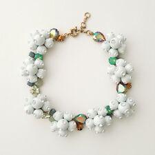 J.CREW Pop crystal necklace Item E3526