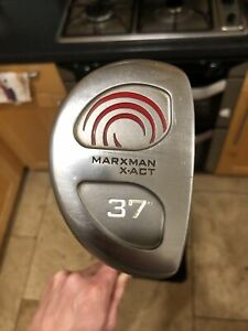 Odyssey Marxman X-ACT Chipper, 37°, headcover, good condition