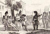 Maurice Joseph Louis Gigost d'Elbée Guerres de Vendée Révolution Française 1835