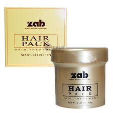 Zab Pure & Natural Hair Clinic LPP Clinic Hair Pack Treatment Salon Hair Care