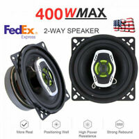 """Details about  /SOUNDSTREAM RX.402 4/"""" 2 Way Coaxial Car Speaker"""