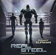 Danny Elfman - Real Steel (Score) (Original Soundtrack) [New CD]