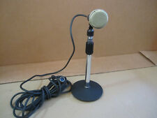 Lanier Omni-Direction Dynamic Microphone 500 ohm With Cable And Stand