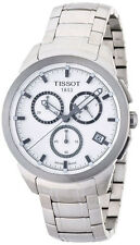 Tissot Men's T Sport Titanium Bracelet Chronograph Quartz Watch T0694174403100