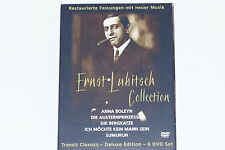 Ernst Lubitsch Collection - (Ossi Oswalda, Viktor Janson) 6xDVD BOX