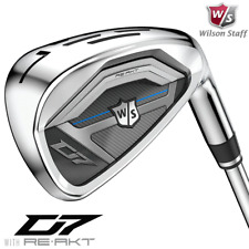WILSON STAFF D7 IRONS 5-PW +REGULAR UST RECOIL GRAPHITE SHAFTS / NEW FOR 2020 !!