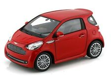 WELLY ASTON MARTIN CYGNET RED 1/24 NEW WITHOUT BOX DIECAST CAR  24028-4D