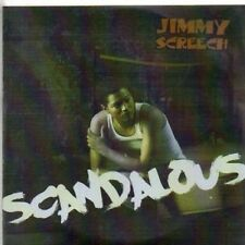 (AK390) Jimmy Screech, Scandalous - DJ CD