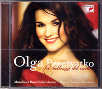 Olga PERETYATKO La Bellezza Del Canto CD Donizetti Dvorak Massenet Rossini Verdi