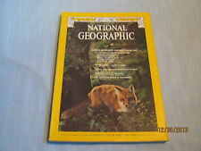 NATIONAL GEOGRAPHIC February 1974 AMERICA'S WILDERNESS Brunei DENMARK Rockhounds