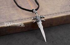 Pendentif Croix Epee Gothique Neuf World of Warcraft Gothic Sword Pendant