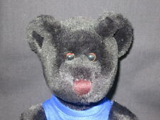 BAILEY'S MOUNTAIN CLOGGERS MARS HILL COLLEGE HOMECOMING 2000-01 PLUSH LOGO BEAR