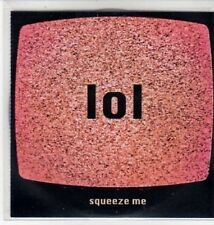 (BS138) Lol, Squeeze Me - DJ CD