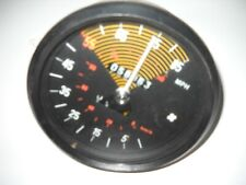ALFA ROMEO SPIDER Used Original Jaeger 85 MPH SPEEDOMETER w/ Trip Odometer Cable