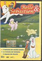 BELLE & SEBASTIEN vol. 7 - DVD PAL ITA Abbinamento Editoriale