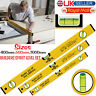 Professional Spirit Level Set Builders 3 Building Leveller Measuring Tape Tools