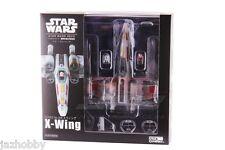 Kaiyodo Revoltech Star Wars Revo X-Wing Fighter Starfighters Figures Model