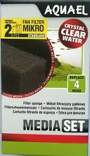 SPUGNA Filtro Aquael in schiuma per fan MIKRO 5905546198226