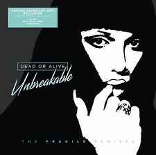 Dead Or Alive -Unbreakable-The Fragile Rmxs RSD2017 2xLP RECORD STORE DAY