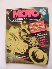 Moto Giornale Gennaio 1977 No.300 Prova 250 KTM Enduro Trial Coppa Kawa