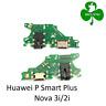 For Huawei P Smart Plus Nova 3i Charging Port Micro USB Dock Connector Mic New