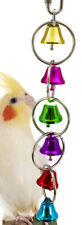 New listing 1106 Medium Ringer Bell Bonka Bird Toys parrot cages cockatiels conures amazon