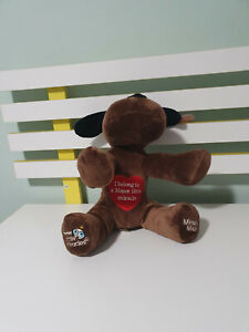 MATER MIRACLE MAX PLUSH TOY BROWN 21CM I BELONG TO A MATER LITTLE MIRACLE