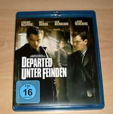 Blu Ray - Departed Unter Feinden - Leonardo DiCaprio - Matt Damon ( Blueray )