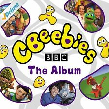 CBeebies: The Album Double CD -Theme tunes songs Children Toddler Sing Along