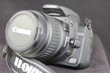 Canon EOS 350D Fotocamera digitale usata con obbiettivo Canon 18/55