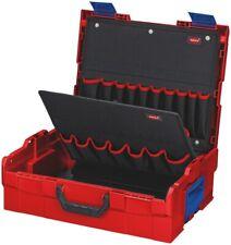 KNIPEX L-Boxx 002119LB mit Werkzeugtafel kompatibel Bosch Sortimo Werkzeugkoffer