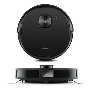Ecovacs DEEBOT OZMO T8 AIVI Robotic Vacuum Cleaner And Mop Video Monitoring MP