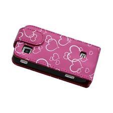 Housse coque étui pour Samsung Wave 575 S5750 + film de protection