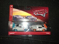 Disney Pixar Cars 3  2 pack Gabriel & Aiden 2018