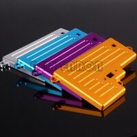 Aluminum Battery Case Top Cover For 1/10 Nitro RC Car RedCat HSP 102064 102264