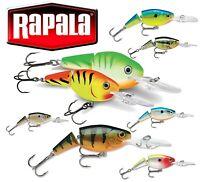 Rapala JOINTED SHAD RAP 4cm-9cm Suspending Lure Various Colours 5g-25g Bass Rap®