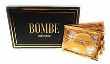 BOMBE Luxury Gold Eye Treatment Mask (16 pairs) -Reduces Dark Circles, Puffiness