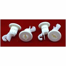 (4 Pack) Rack Roller Kit for General Electric # WD12X10327, AP4980629, PS3486910