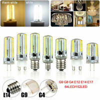 5x 10x G9 5W 7W Led Bulbs 3014 SMD Capsule Replace Halogen Light Lamps 110/220V