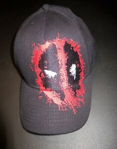 Marvel Deadpool Original Baseball Cap Youth One Size Fits Most