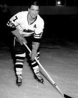 Ted Lindsay Chicago Blackhawks 8x10 Photo