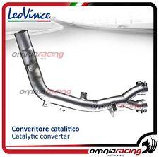 Leovince 8015 Decatalizatore tubo no kat Honda XL 700 V Transalp 2008>2013