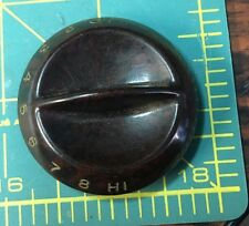 (1)Vintage Antique Radio, Equipment Knob,Nice!