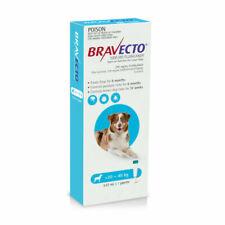 Bravecto Spot-On Large Dogs Flea Tick Prevention - 20-40kg