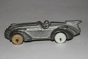 Barclay Toys, 1930's Futuristic Race Car, Original